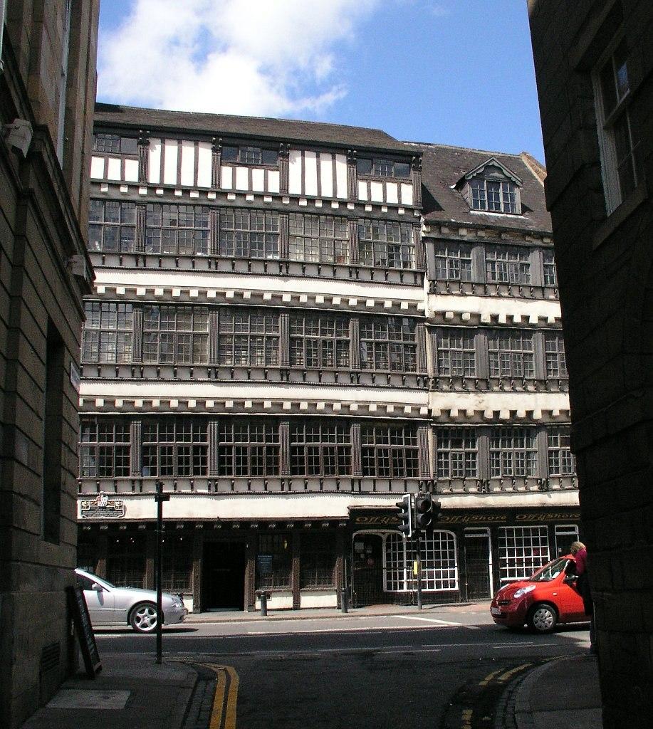 Newcastle upon Tyne, Bessie Surtee's house