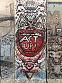 Newseum - Berlin Wall Art (11139046015).jpg