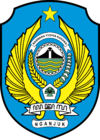 Official seal of Nganjuk Regency