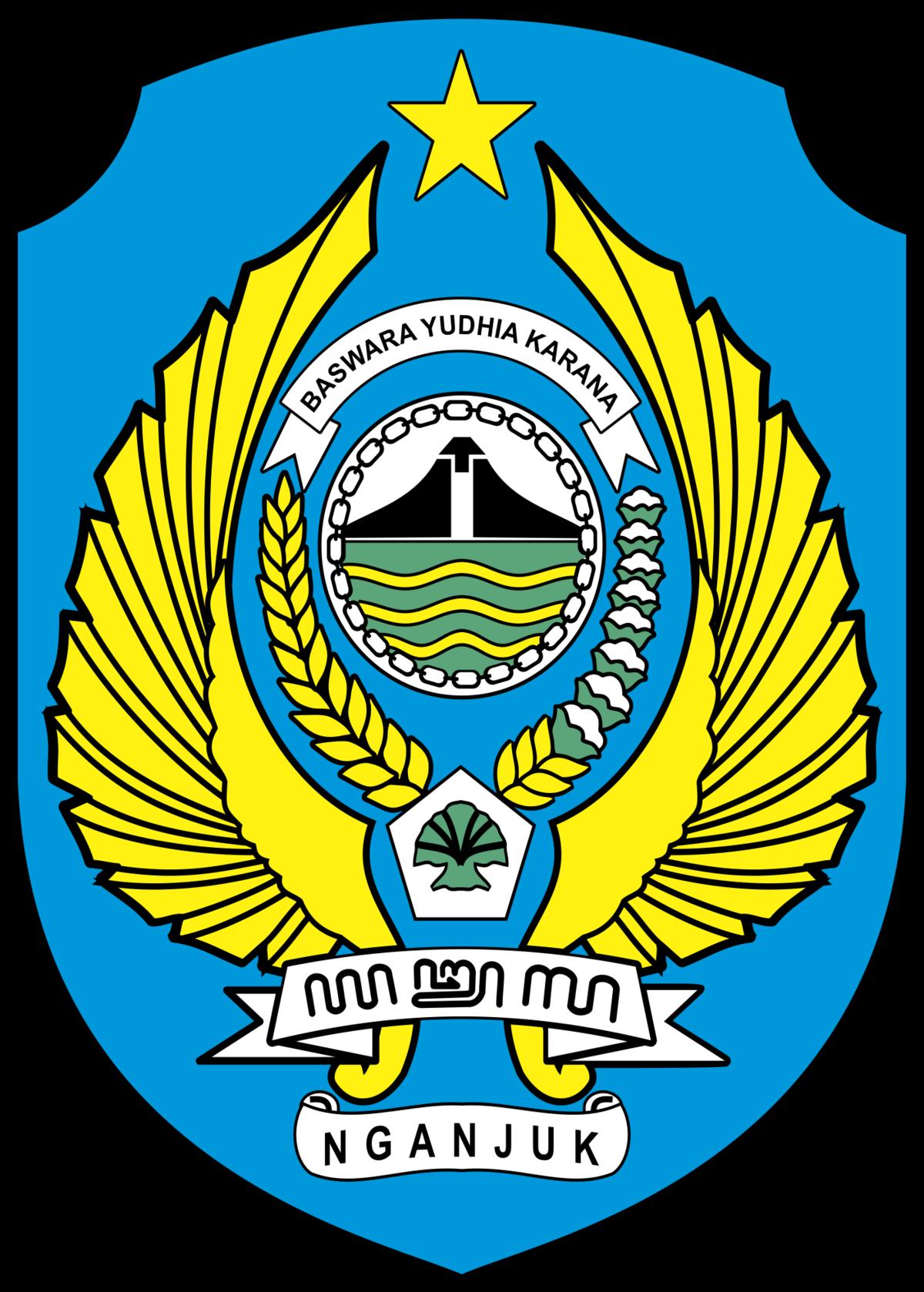 Kabupaten Nganjuk Wikipedia Bahasa Indonesia Ensiklopedia Bebas