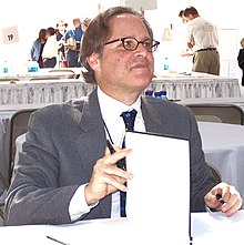 Lemann at the 2006 Texas Book Festival