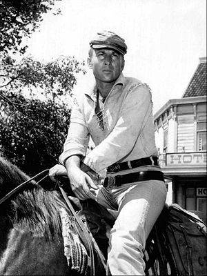 The Rebel (TV series) - Nick Adams as Johnny Yuma