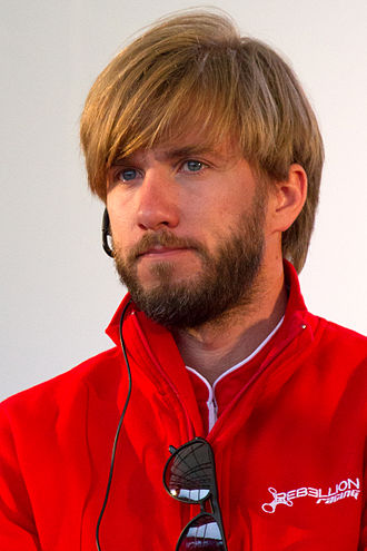 Nick Heidfeld - Heidfeld in 2014