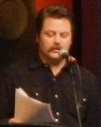 Nick Offerman - Offerman at the 1999 Sundance Awards Ceremony