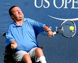Nicholas Taylor (tennis) - Taylor at the 2013 US Open