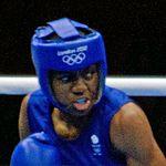 Nicola Adams boxing at London 2012.jpg