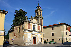Sanctuary of Madonna del Campo.