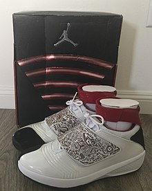 3997f83cc3 Nike Air Jordan XX, (Bulls Colorway)
