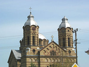 Nikolinci - The Romanian Orthodox church