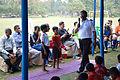 Nisith Ranjan Chowdhury Explains Medical Aspects of Football - Football Workshop - Nisana Foundation - Sagar Sangha Stadium - Baruipur - South 24 Parganas 2016-02-14 1354.JPG