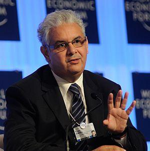 Nizar Baraka - Image: Nizar Baraka World Economic Forum on the Middle East, North Africa and Eurasia 2012