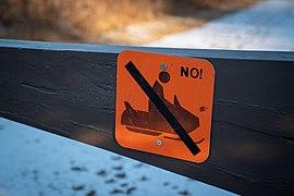 No Snowmobiling Sign (31597007957).jpg
