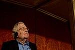 Noam Chomsky - Inauguración de el Foro Internacional por la Emancipación y la Igualdad (16610831670).jpg
