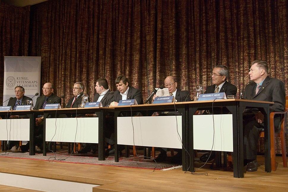 Nobel Prize 2010-Press Conference KVA-DSC 8019