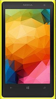 Smartphone des Herstellers Nokia