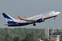 Nordavia, VP-BYY, Boeing 737-752 (29370249067) (2).jpg