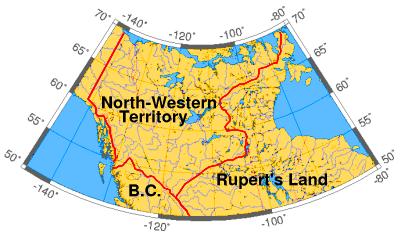 North-western-territory