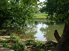 North Fork of Elkhorn Creek, Georgetown, Kentucky.jpg