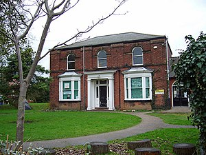 English: North Lincolnshire Council Offices Th...