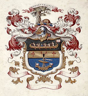 North West Company - Company coat of arms