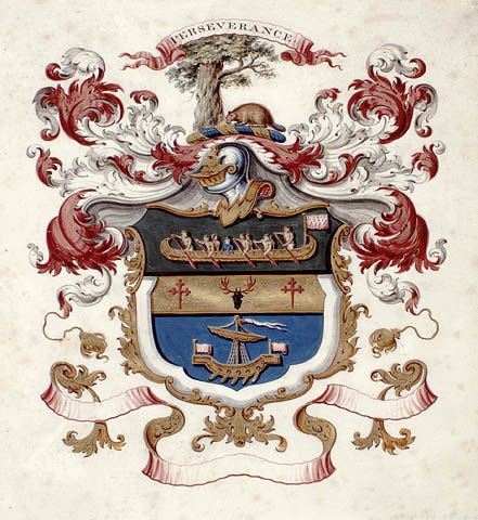 North West Company - Coat Of Arms