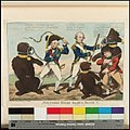 Northern Bears taught to Dance (caricature) RMG PX8546.jpg
