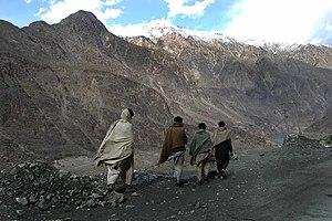 Northern Pakistan.