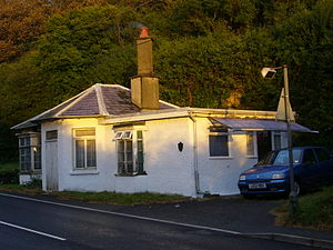 Toll house - Northgate Toll House, Aberaeron