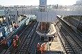 Northumberland Park railway station upgrade 2019.jpg