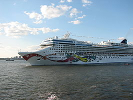 De Norwegian Jewel