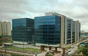 Novartis - Novartis India headquarters HITEC City, Hyderabad