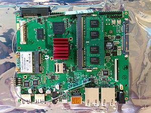 "Novena (computing platform) - The open-source hardware laptop motherboard, Novena, by Andrew ""bunnie"" Huang."