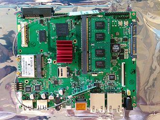 "Novena (computing platform) - The open-source hardware laptop motherboard, Novena, by Andrew ""bunnie"" Huang."