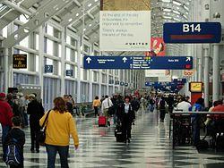 Terminal 1 - Concourse B