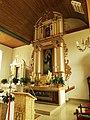 Ołtarz główny (przedoborowy) kościoła w Kruklankach.jpg
