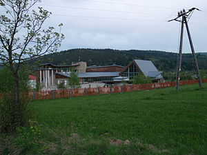 Magura National Park - Park headquarters