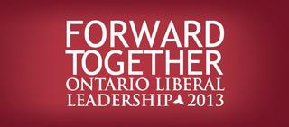 2013 Ontario Liberal Party leadership election
