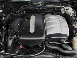 Двигатель Мерседес 220 CDI Om 611 дизель Mercedes.