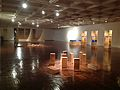Obra reciente II, sala 5 del Museo Nacional de Artes Visuales, Uruguay, Dimensiones variables.jpg