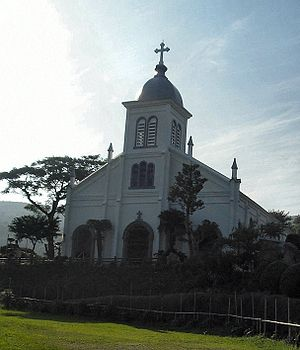 Amakusa - Ōe Catholic Church