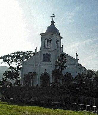 Amakusa - Ōe Catholic Church