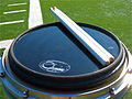 OffWorld Percussion's Invader Pro-Rudimental snare practice pad.jpg