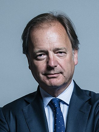 Hugo Swire - Image: Official portrait of Sir Hugo Swire crop 2