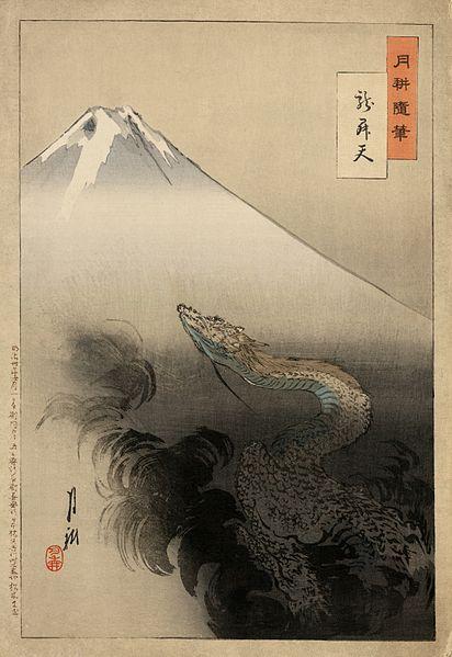 mount fuji - image 5