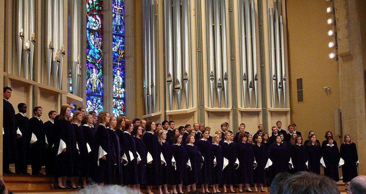 St  Olaf Choir - Wikipedia
