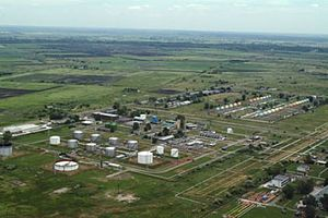 Algyő - Aerialphotography: Algyő