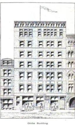 Old Boston Globe Building