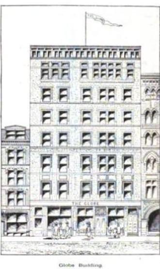 The Boston Globe - Image: Old Boston Globe Building