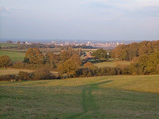 Boars Hill Human settlement in England