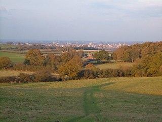 Boars Hill village in United Kingdom
